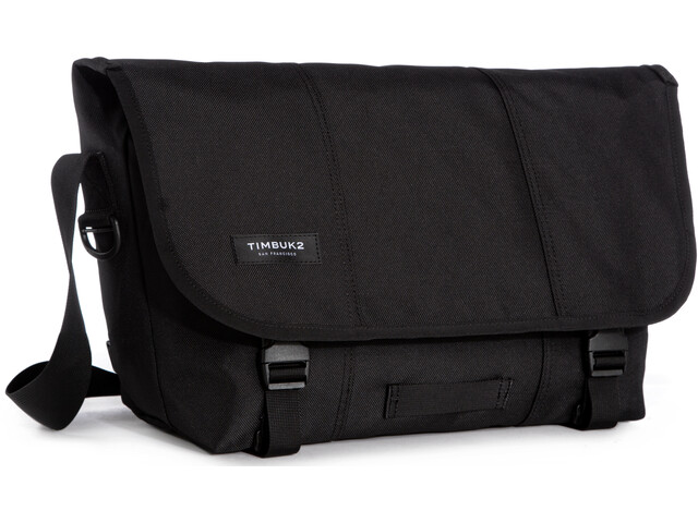 Timbuk2 Classic Messenger Bag M Jet Black